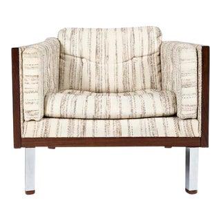 Mobel Fabrik Danish Rosewood Club Chair
