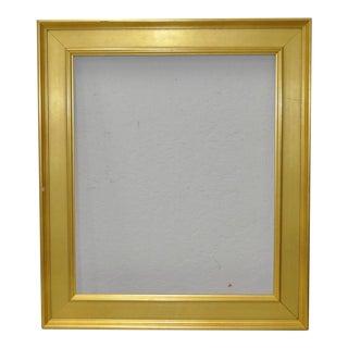 Vintage Gilded Wood Frame