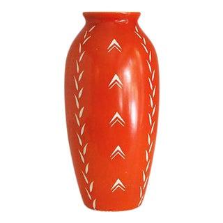 Antique Art Deco Vase