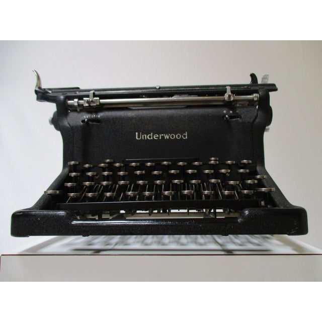 1920s Vintage Underwood Typewriter - Image 11 of 11