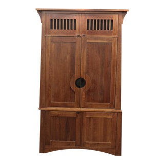 Ethan Allen American Impressions Entertainment Armoire