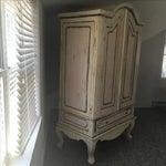 Image of Antique Pastel Armoire