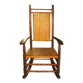 Antique Shaker Style Rocking Chair
