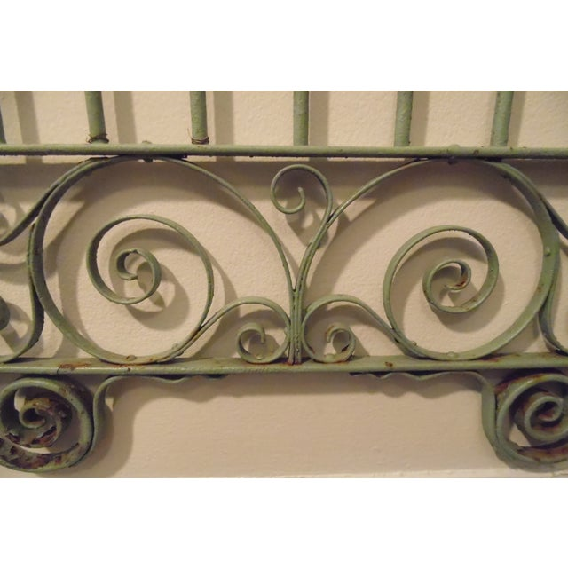 Petite Vintage French Garden Gate - Image 4 of 4