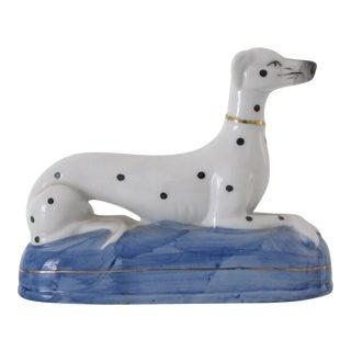 Staffordshire-Style Dalmatian Figurine