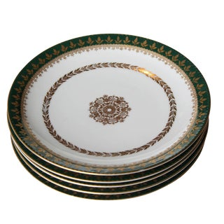 French Antique Plates - Set of 5
