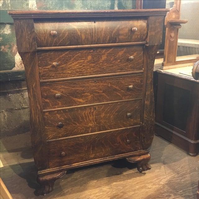 Antique Tiger Oak Dresser Bestdressers 2017