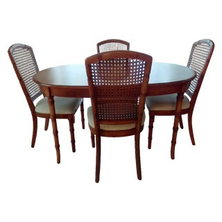 Chaircraft of Hickory Dining Set