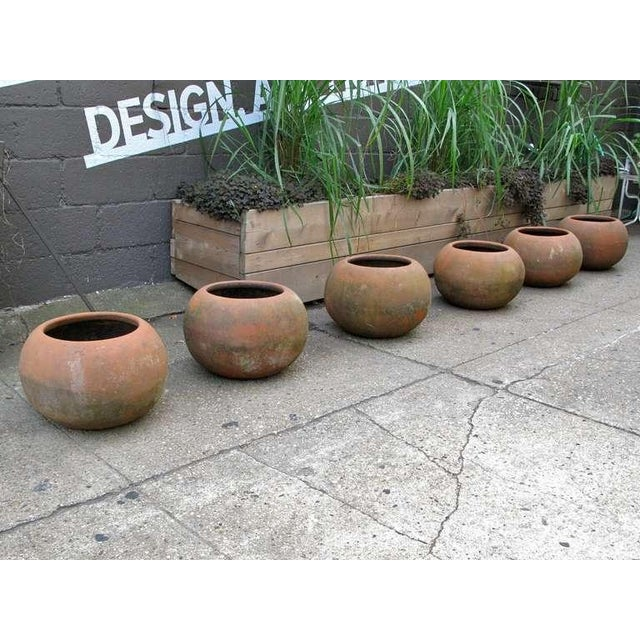 Mid-Century Mexican Terracotta Pots - Image 7 of 10