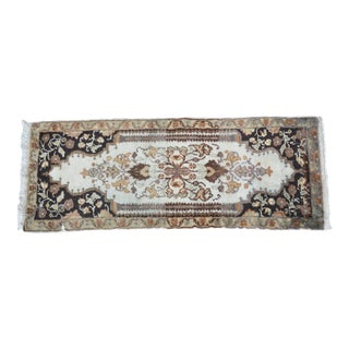 Antique Turkish Rug - 1′5″ × 3′7″