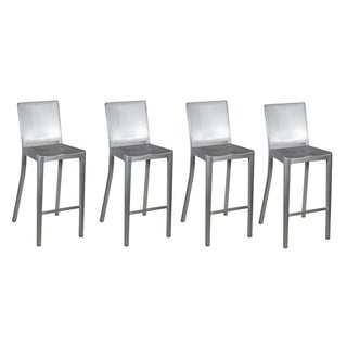 Hudson Bar Stools by Emeco