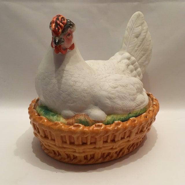 19th Century Staffordshire Hen on Nest - Image 3 of 9