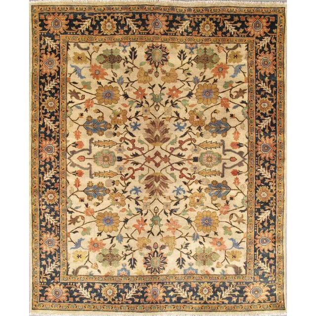 Image of Pasargad Mahal Oriental Wool Area Rug- 8'x10'