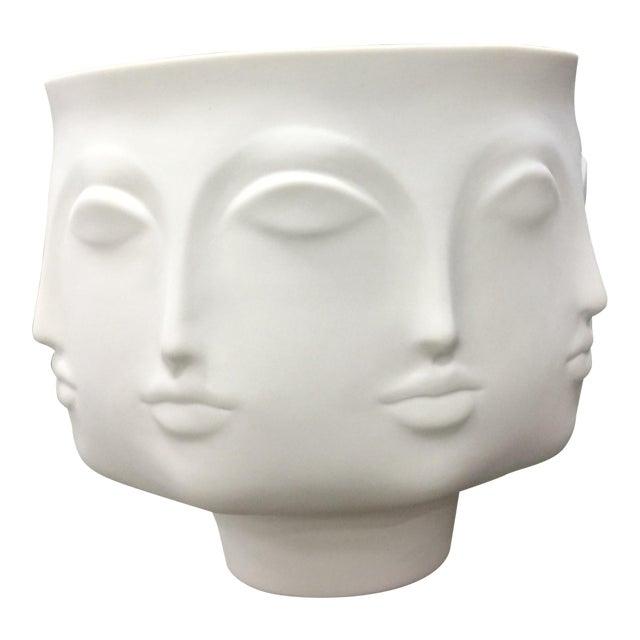 Multi Face Planter / Bowl - Image 1 of 6