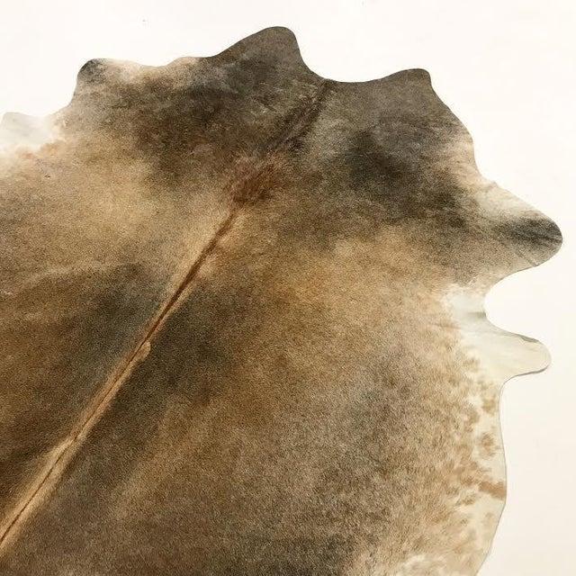 Salt & Pepper Cowhide Rug - Image 3 of 4