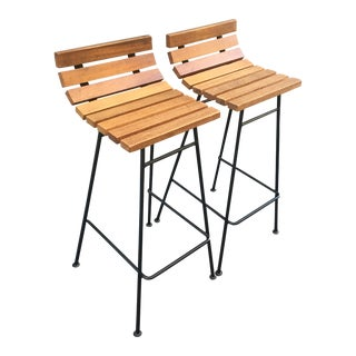 Vista of California Barstools - A Pair