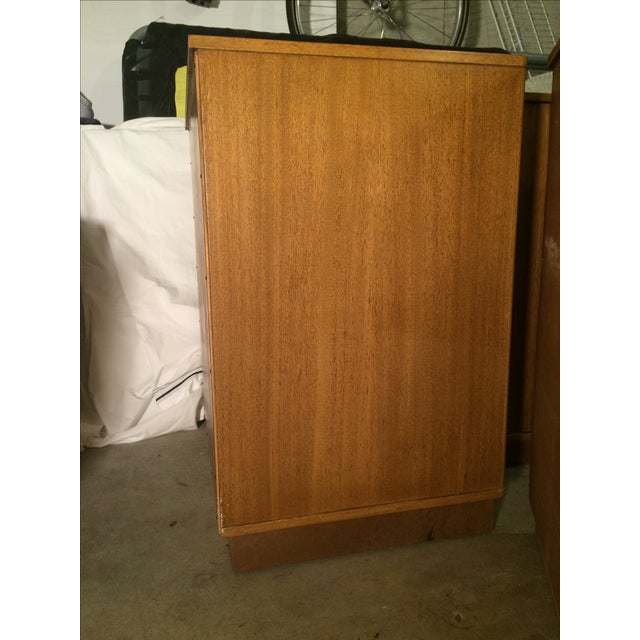 Edward Wormley Dunbar Cabinet Nightstand - Image 4 of 5