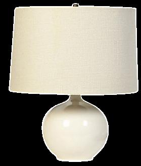 george kovacs white ceramic table lamp - George Kovacs Lighting