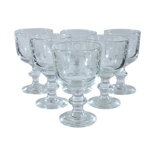 Hand Blown Petite Wine Glass - Set of 6