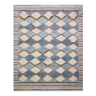 "Aara Rugs Inc. Hand Knotted Gabbeh Rug - 7'9"" X 9'6"""
