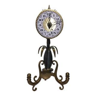 Victorian Massina Clock