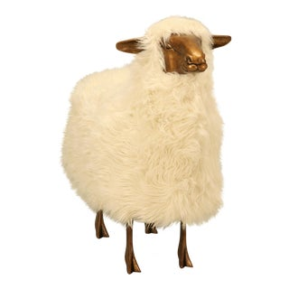 Claude Lalanne Style Sheep