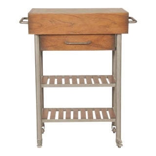 Sarried Ltd Cheechnut Serving Table