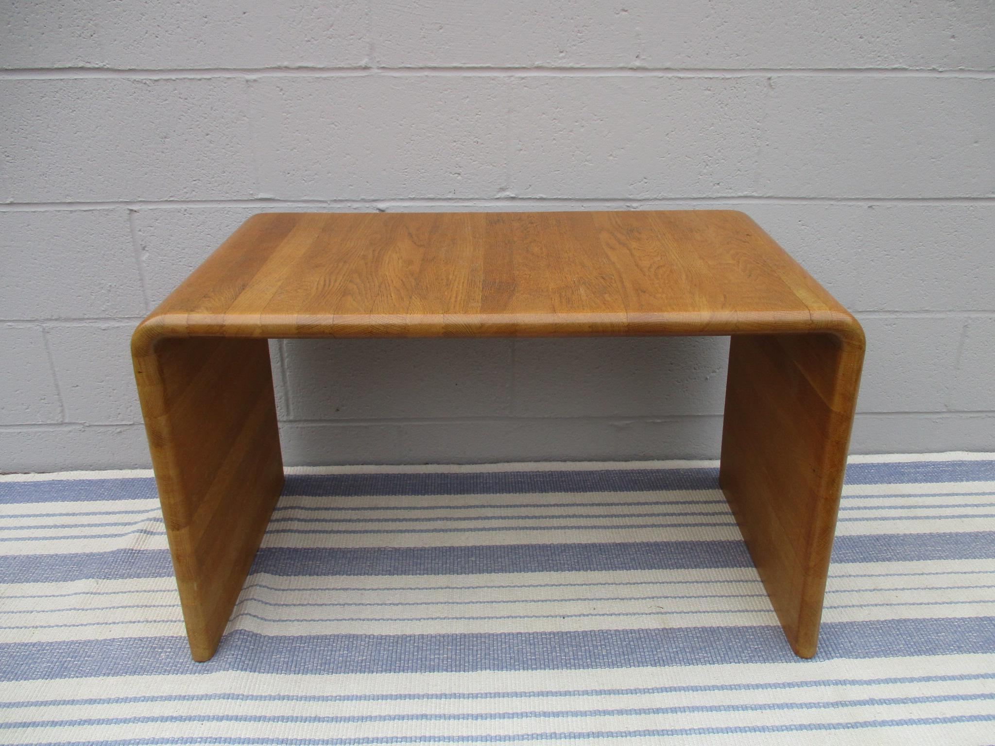 A Mikael Laursen Danish Modern Waterfall Coffee Table Chairish