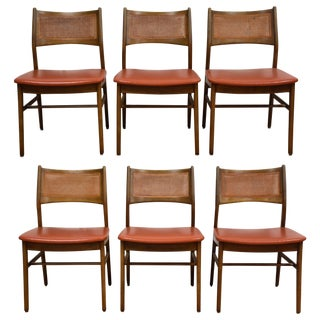 Dux Swedish Dining Chairs - Set of 6