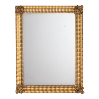 French Empire Period Gilded Mirror, Early 1800s