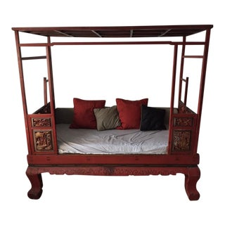 Chinese Fujian Province Daybed