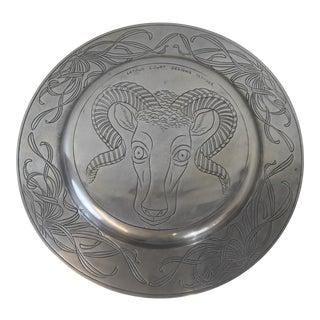 Arthur Court Neoclassical Style Platter