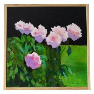 "Anne Carrozza Remick ""Peonies"" Original Painting"