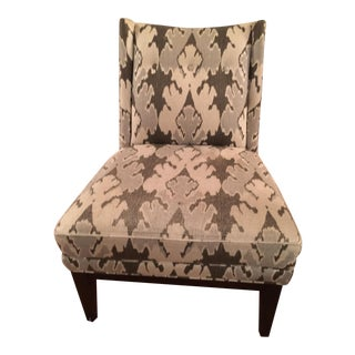 Jonathan Adler Morrow Chair with Kelly Weastler Fabric