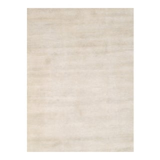 Pasargad N Y Modern Grass Hand-Knotted Rug - 8′ X 9'10""