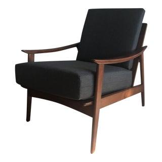 Vintage Danish Mid Century Chair