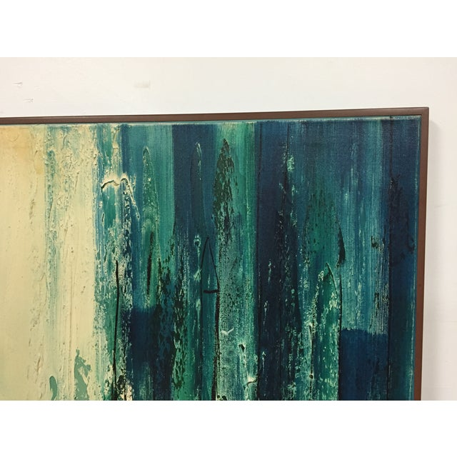 Carlo Of Hollywood Abstract Painting - Image 6 of 11