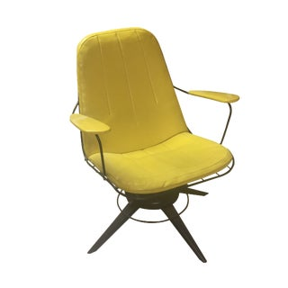 Homecrest Company Wire Swivel Chair