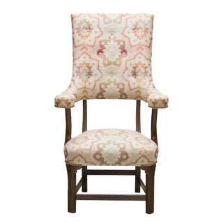 Truex American Furniture The George Chair in Floral