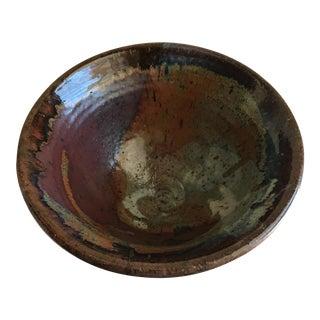 Artisan Studio Pottery Bowl