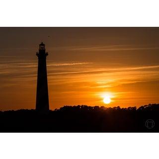 """""""Hatteras Light Sunset"""" Original Photograph Giclee"""