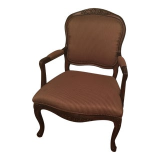 French Country Accent Arm Chair