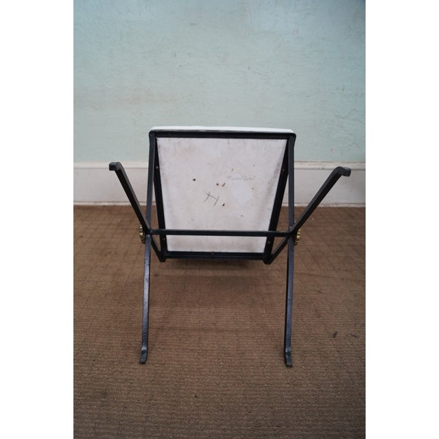 Vintage Hollywood Regency Directoire Dining Chairs - Image 9 of 10