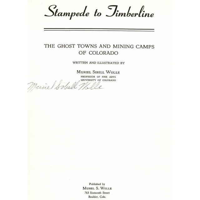 The Ghost Towns, Mining Camps & Maps of Colorado - Image 4 of 4