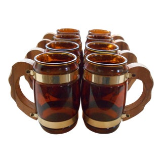 Siesta Ware Cabin Mugs - Set of 8