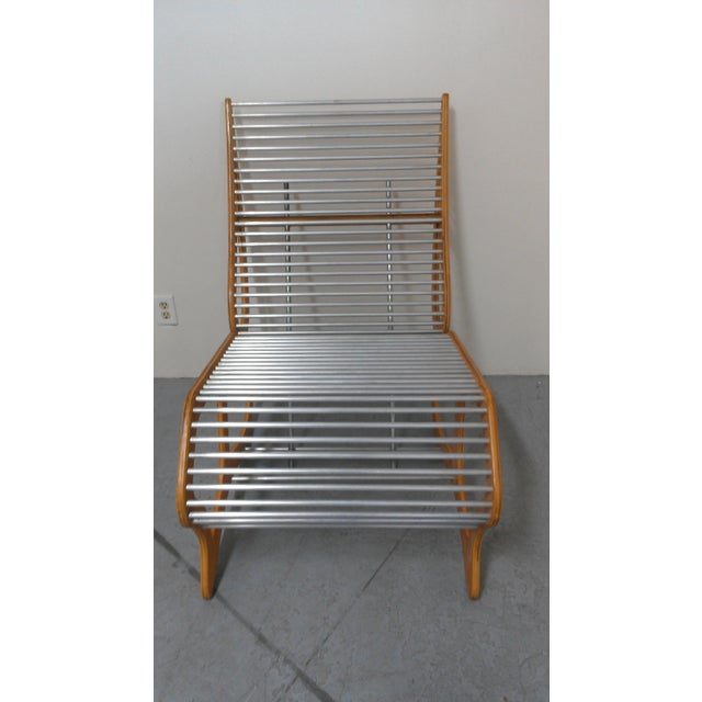 Mid-Century Modern Abstract Chair - Image 6 of 8