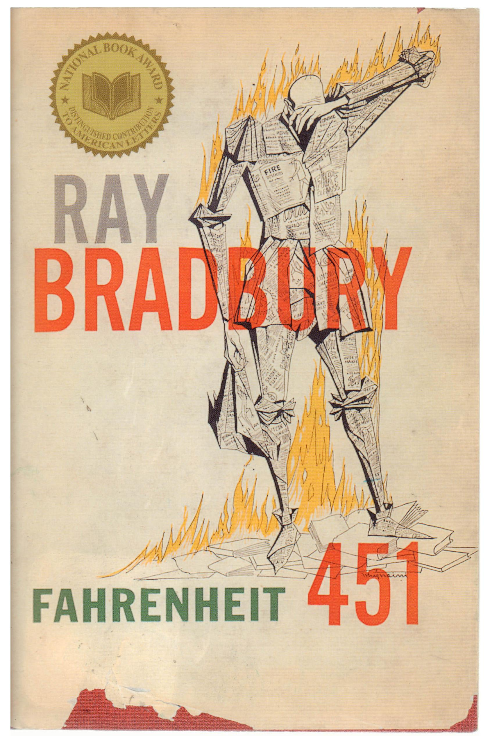 ray bradbury essay new yorker Science fiction in the fifties: the real golden age william tenn, frederik pohl, arthur c clarke, c m kornbluth, ray bradbury in this essay from.