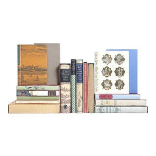 Historical Classic Books in Slipcases - Set of 15