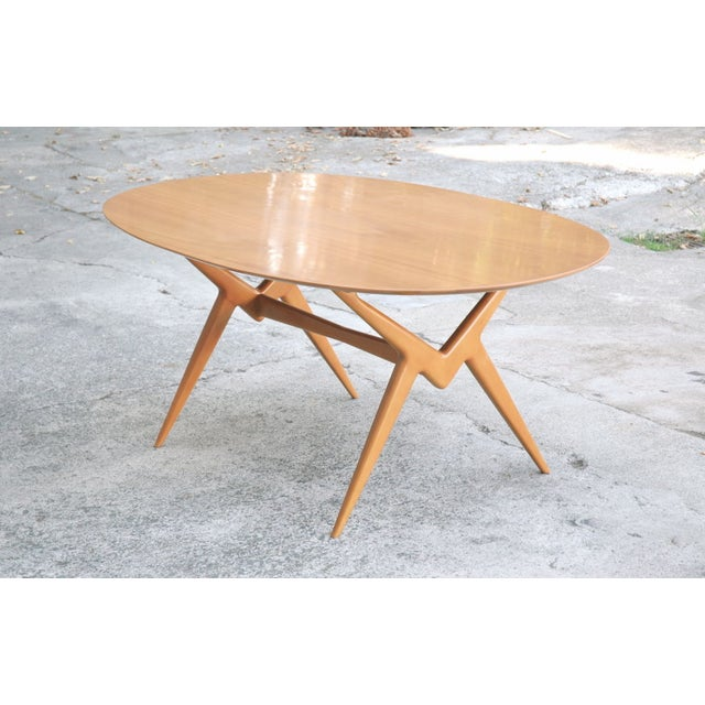 Renzo Rutili Sculptural Dining Table - Image 2 of 3