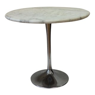 Saarinen Style Tulip Side Table
